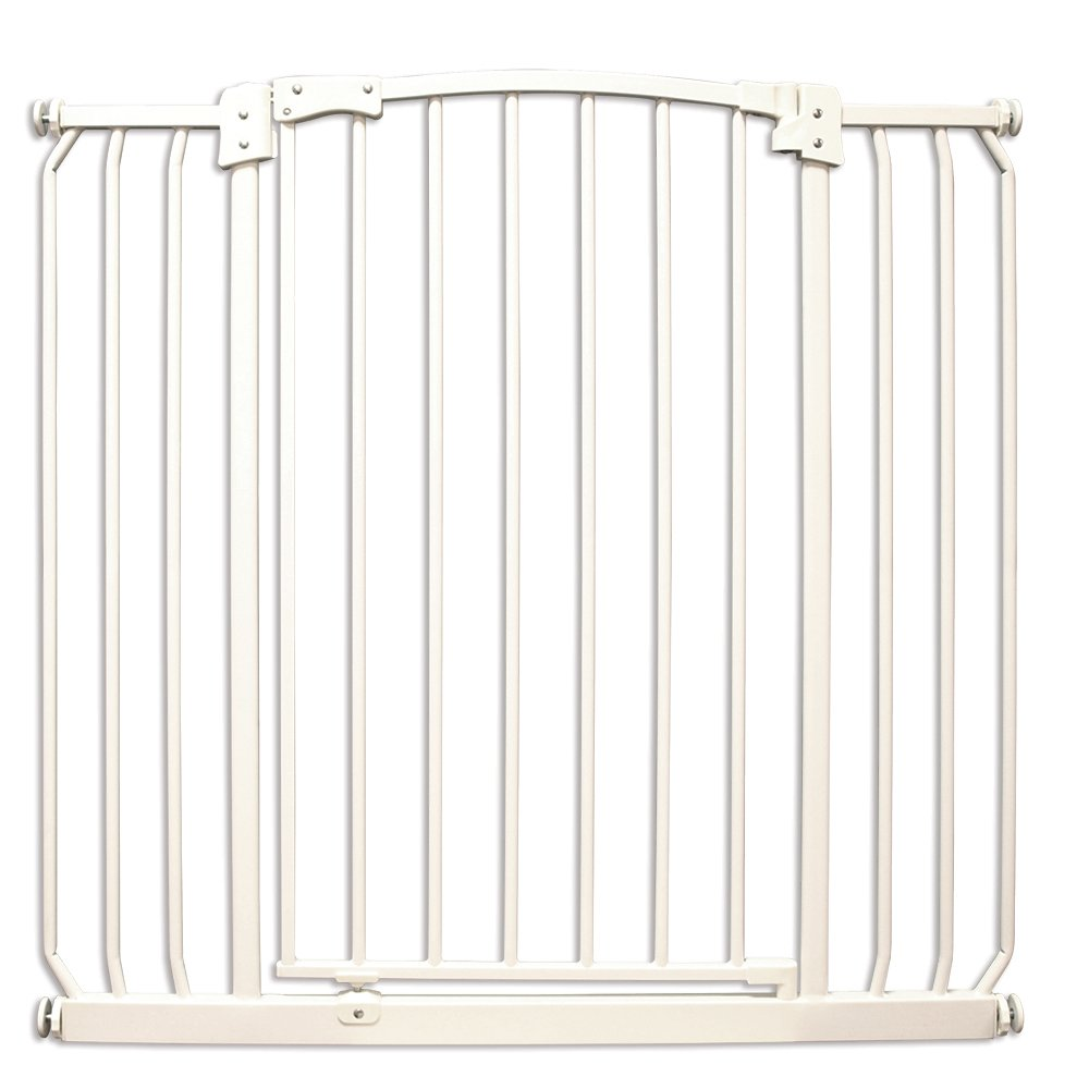Four Paws Metal Auto Closing Dog Gate, 35.75-39.75 x 36'' by Four Paws