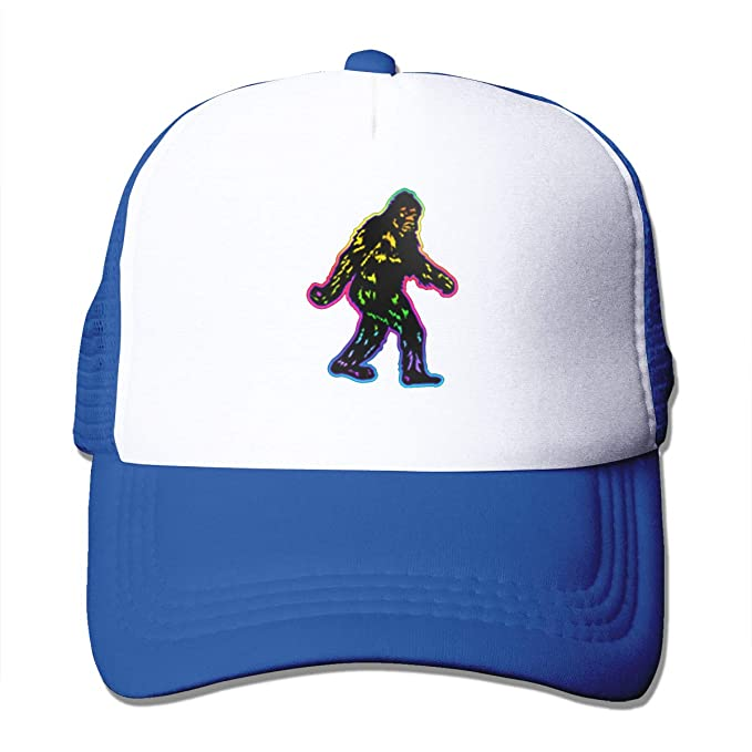 2320da4bd Ginu Rainbow Yeti Baseball Cap Ball Hat For Mens And Womens at ...