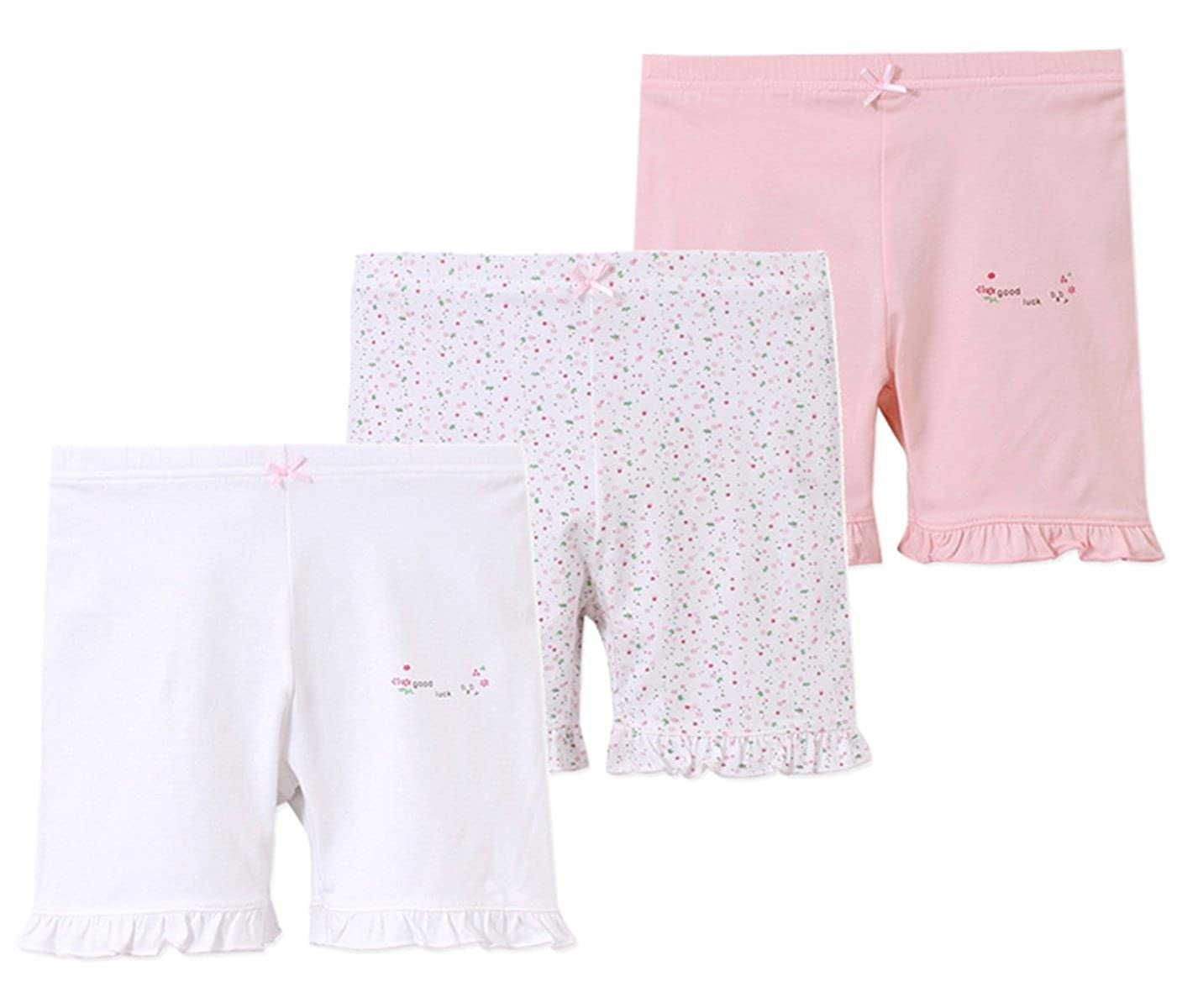 Ameyda Girls Ruffes Shorts