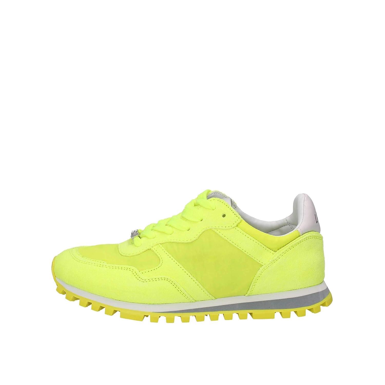 Liu Jo Damen Alexa - Running Gelb Fluo Turnschuhe