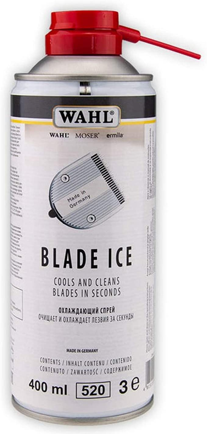 Wahl Blade Ice Spray Refrigerante - 100 gr: Amazon.es: Salud y ...
