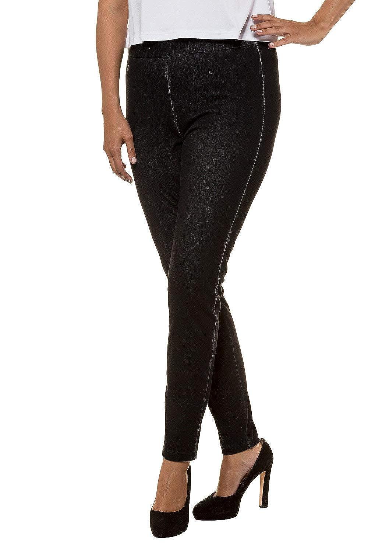 5e7aa32c714 Ulla Popken Women s Plus Size Comfortable Knit Jeggings 717494 at Amazon  Women s Clothing store