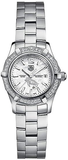 "TAG Heuer Aquaracer Islas Caimán ""Guy Harvey"" reloj de pulsera de mujer waf141ae"