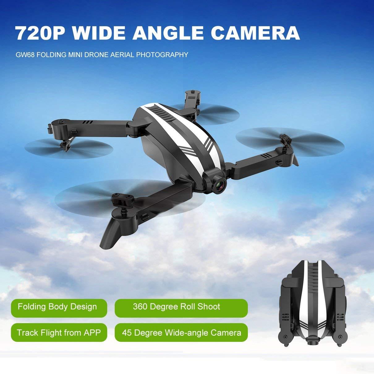 Global Drone GW68 RC Drone Mini Drone Altitude Hold Fotografía ...