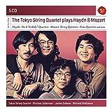 Tokyo String Quartet: The Tokyo String Quartet Plays Haydn+Mozart (Audio CD)