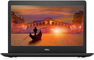 Dell Latitude 3490 Notebook with Intel i5-8250U Quad Core CPU, 8GB DDR4 RAM, 500GB M.2 SSD, 14 inch HD Display, Business Laptop