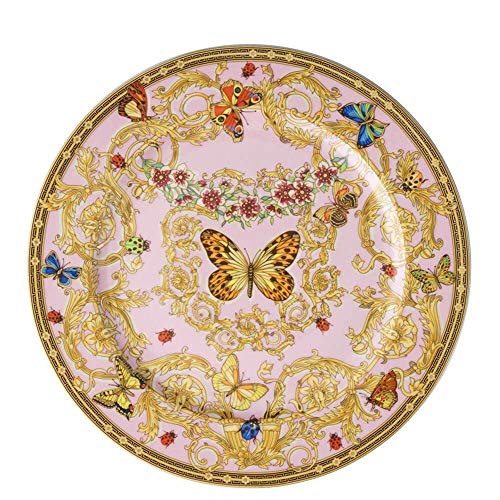 Rosenthal Versace Butterfly Garden Le jardin service/Charger Plate 12