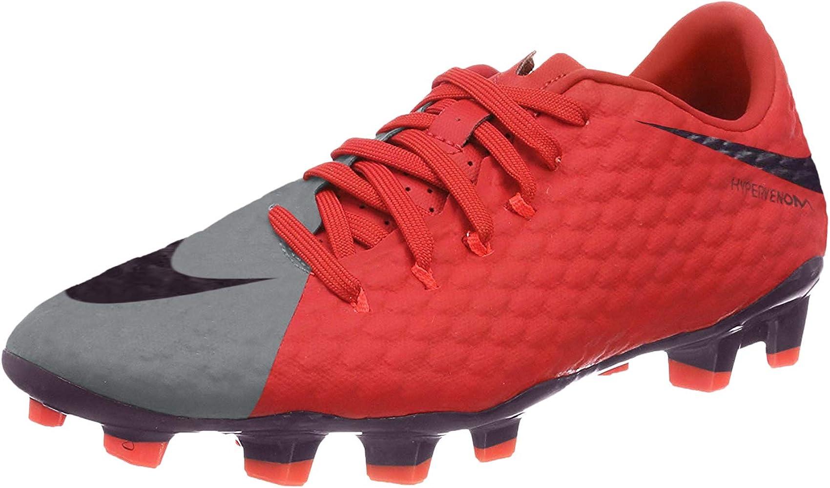 Hypervenom Phelon III FG Soccer Cleat
