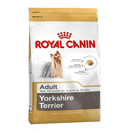 Amazoncom Royal Canin Mini Yorkshire 28 Canine Adult Dry Dog Food