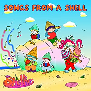 Songs from a Shell Audiobook