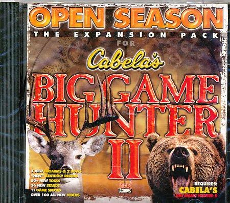 Cabela's Big Game Hunter II: Open Season