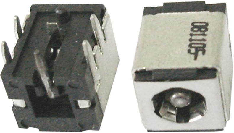 Original DC power jack plug in cable for Gateway NV570P27u NV570P26u NV570P29u