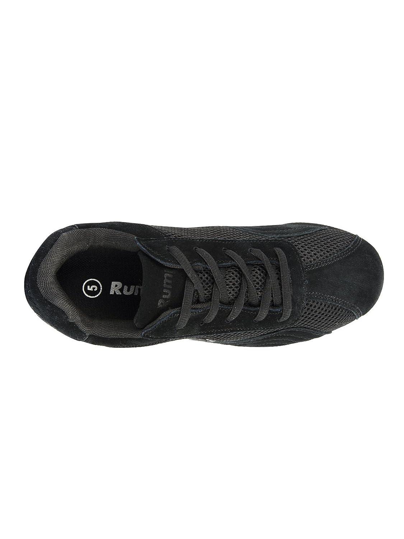 Rumpf Zapatillas de Danza Para Mujer, Color Negro, Talla 40.5/41