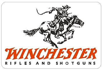 Amazon.com: Winchester Adhesivo de vinilo divertido con el ...