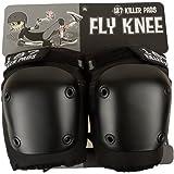 187 KILLER PADS Fly Knee Red/White/Blue (Black, X-Large)