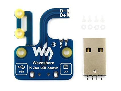 Amazon Com Waveshare Pi Zero Usb Adapter Usb Micro To Usb A Adapter