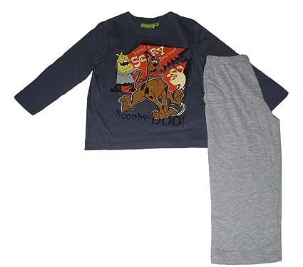 ebd4e176c6 Boys Pyjamas Official Scooby Doo 2 3 4 5 6 7   8 Years Old Long ...