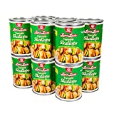 Loma Linda - Vegetarian - Vegetable Skallops (20 oz.) (Pack of 12) - Kosher