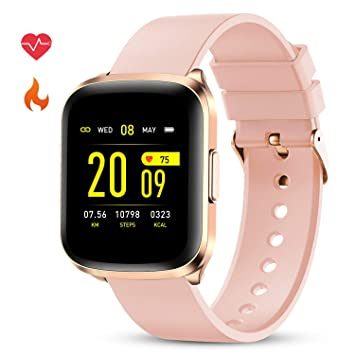 GOKOO Smartwatch Reloj Inteligente Impermeable IP68 Deportivo ...