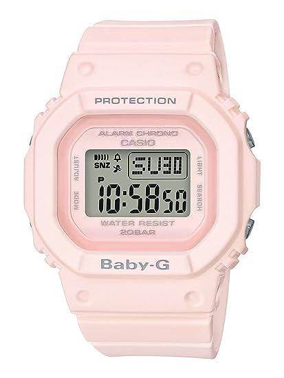 Amazon.com: Casio Baby-G bgd560 – 4 BABY Rosa Reloj: Sports ...