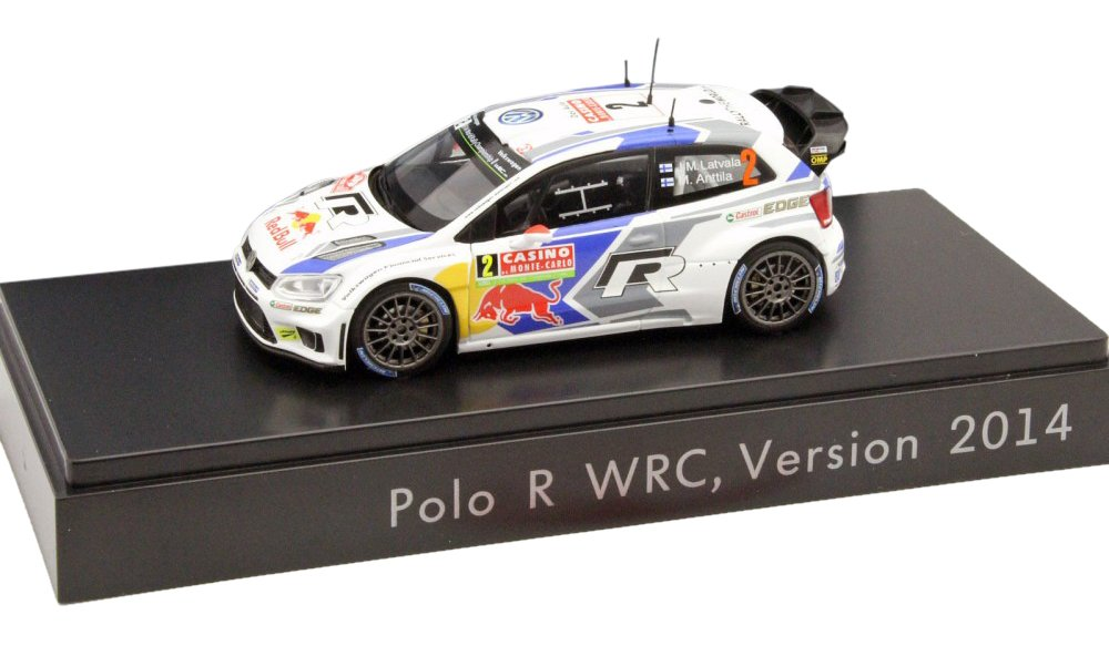 Volkswagen Polo R WRC #2 Version 2014 - 1:43 - Spark: Amazon.es ...