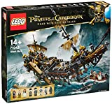 Lego Pirates of the Caribbean Silent Mary, Multi Color