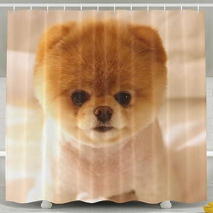 Amazon Com Arsmt Custom Shower Curtain With Hooks Cute Baby