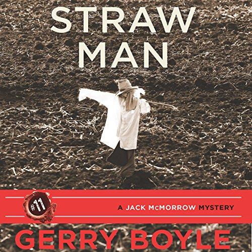 Straw Man: Jack McMorrow Mystery