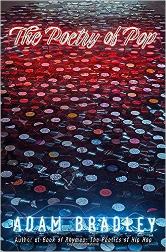 The poetry of pop adam bradley 9780300165029 amazon books fandeluxe Image collections
