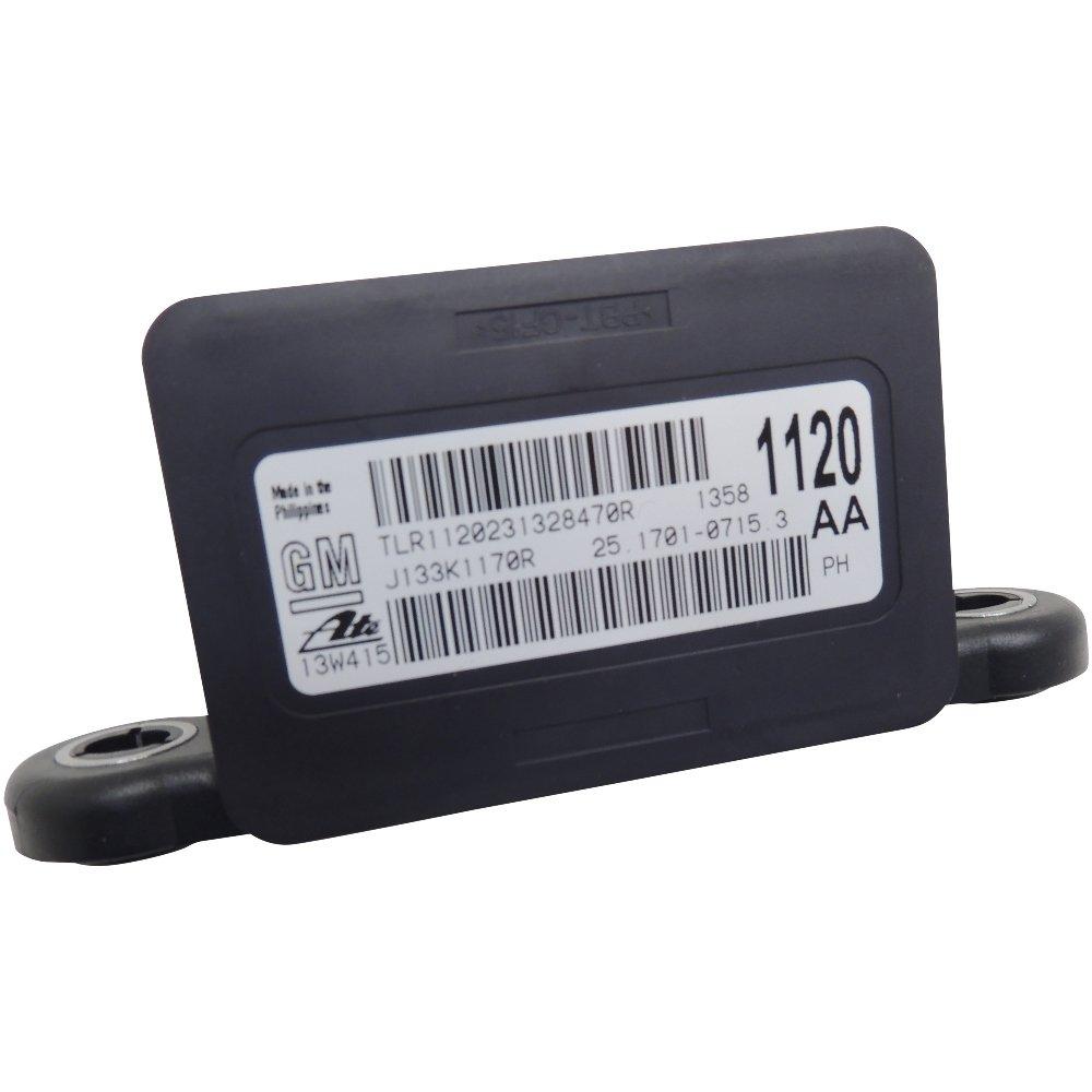 GM Yaw Rate Sensor Accelerometer Camaro Equinox Terrain Regal 13581120 General Motors