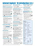 Internet Explorer 10 Introduction for Windows 8 Quick Reference Guide, Beezix Inc., 1936220717