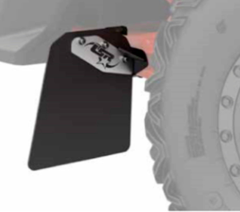 Can Am Maverick X3 mudflap mud flaps LSR kit OEM NEW #715004865