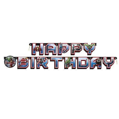 Marvel Birthday Party Supplies: Amazon.com