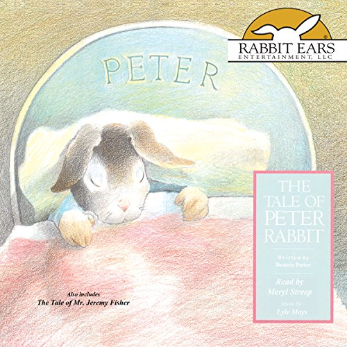 Bargain Audio Book - The Tale of Peter Rabbit