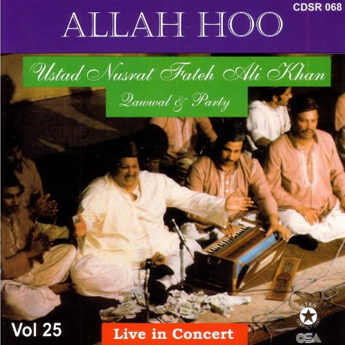 Allah Hoo - Live in Concert Vol. 25