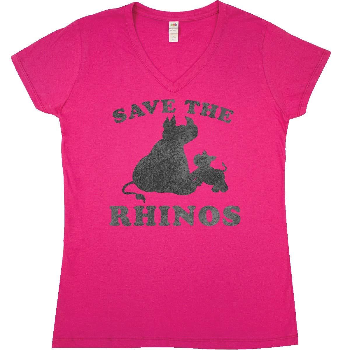 Save The Rhinos With Cute Rhinos Shirts