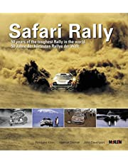 Safari Rally: 50 Years of the Toughest Rally in the World
