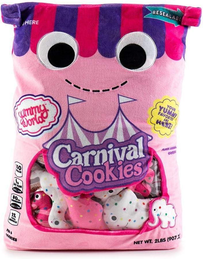 Kidrobot Yummy World Chloe and The Carnival Cookies XL Plush