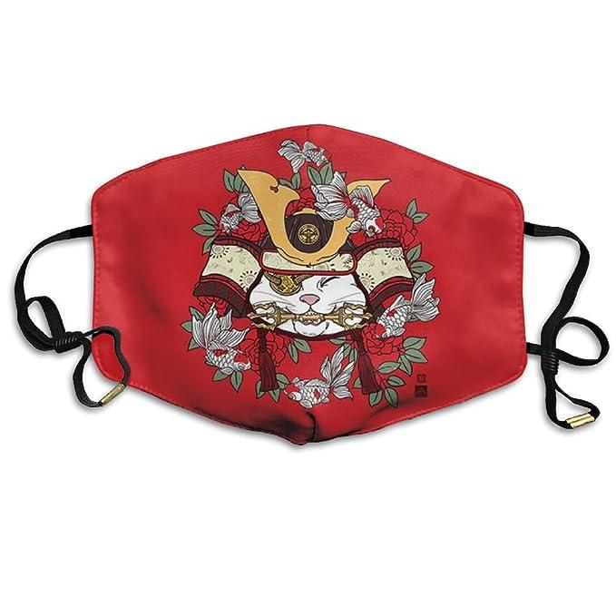 Amazon.com: Ninja máscara de novedad Unisex cubre-boca anti ...