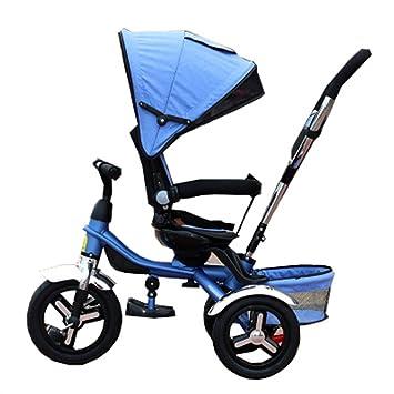 Bicicleta para niños Niño de interior bicicleta de triciclo pequeña bicicleta bicicleta de niño de la
