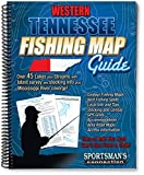 Western Tennessee Fishing Map Guide (Sportsman s Connection)