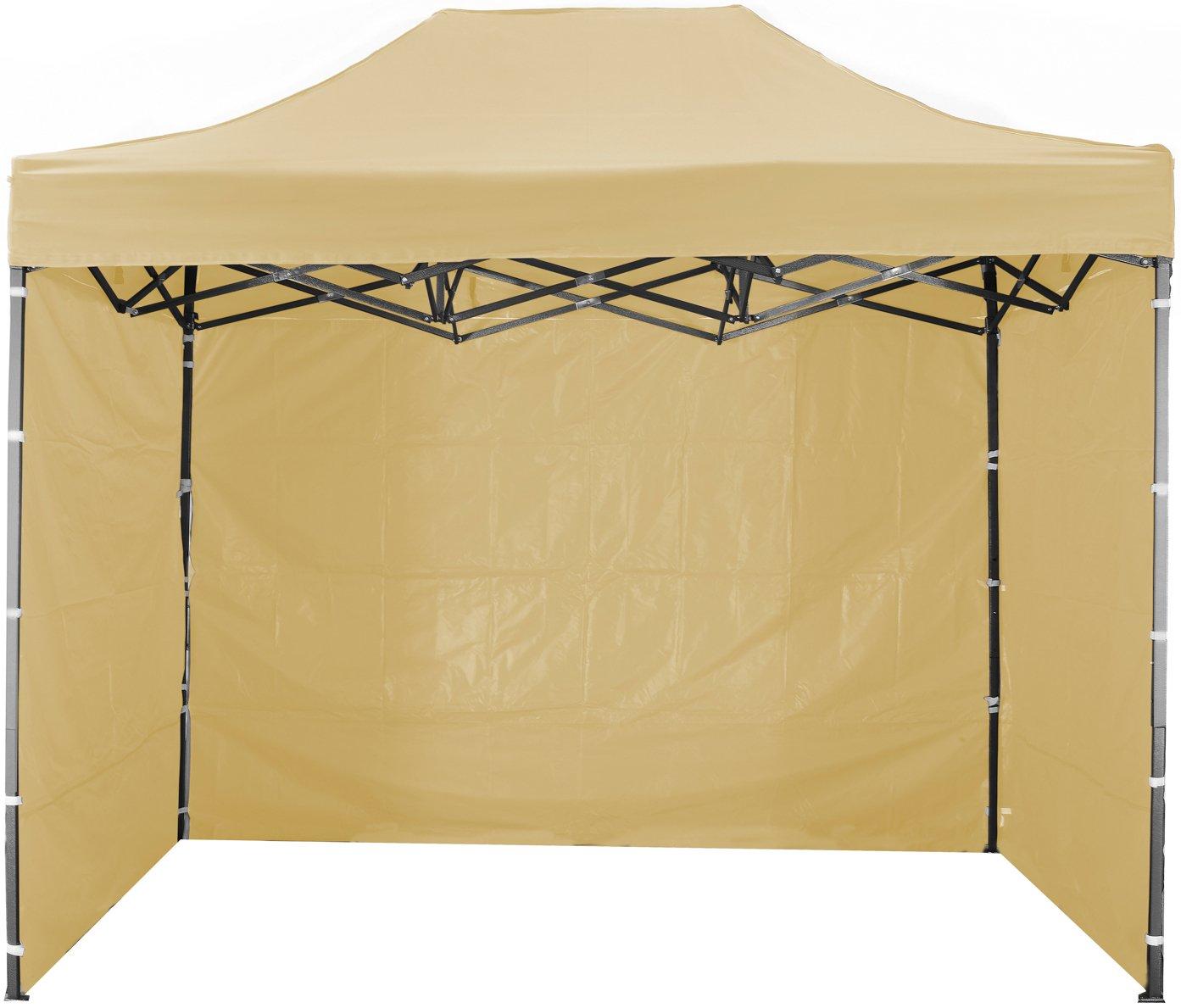 Aga24Gazebo Pop Up 2x3m party tent, garden tent, Falltzelt Stall, Market Stalls, Marquee