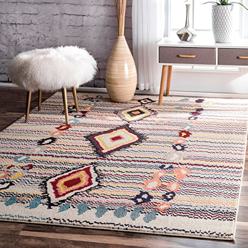 nazmiyal by morocco vintage contemporary carpet rug rugs detail moroccan