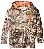 kids apparel - Carhartt Big Boys' Camo Sweatshirt, Realtree Xtra, Medium
