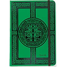 2016 Celtic Weekly Planner (16-Month Engagement Calendar, Diary)