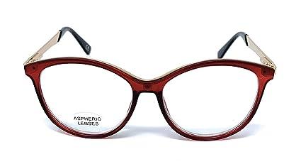 Gafas de lectua, presbicia, vista cansada y graduadas |+1,00 +1,50 +2,00 +2,50 +3,00 +3,50| Diore Burgundy (1,00)