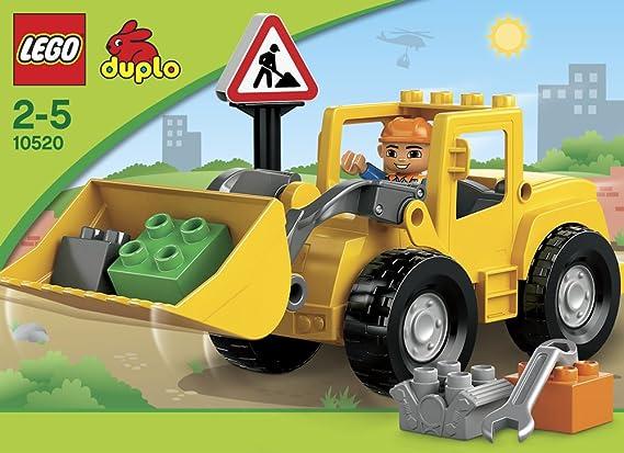 Lego duplo 10520 großer frontlader: amazon.de: spielzeug