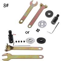 TShopm 5/8/10/12 mm adaptador de eje convertidor