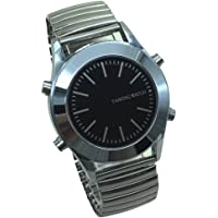 English Talking Watch with Alarm Expanding Bracelet