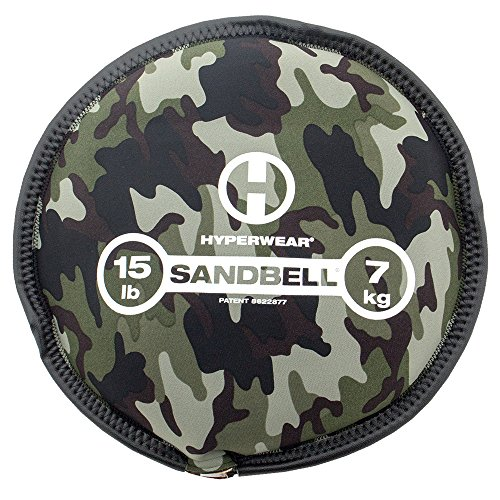 Hyperwear SandBell Sandbag Training Free Weight